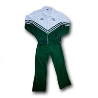 Cheer Warm-Up Jacket w/Name & Warm up pants (Save $10)